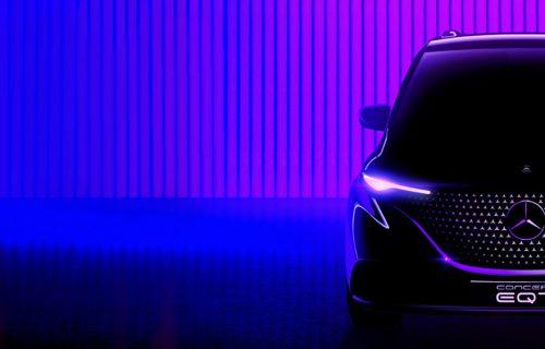 Novi adut Mercedesa: Kompaktni EQT stiže 10. maja