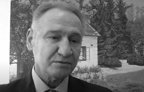 Ministarstvo spoljnih poslova Crne Gore objavilo TUŽNU VEST: Preminuo Milan Lakić