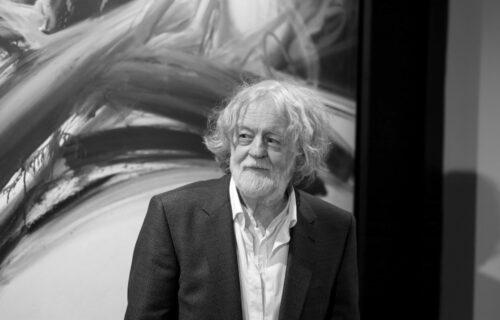 """""""Mi svi živimo zbog sudnjeg časa"""": Ovako je preminuli slikar Šobajić pričao o svojoj opsednutosti SMRĆU"""