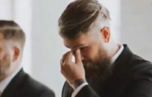 Mladoženja otišao na cigaru, pa kod žbuna video mladu sa konobarom: O njegovoj reakciji se i danas priča