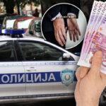 U velikoj AKCIJI policije u Vranju palo 16 ljudi: Oštetili više firmi za skoro tri MILIONA dinara