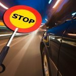 DIVLJAO pred zoru na auto-putu 185 kilometara na sat! Policija odmah reagovala