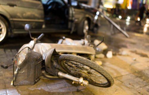 POGINUO MOTOCIKLISTA: Teška saobraćajna nesreća kod Subotice