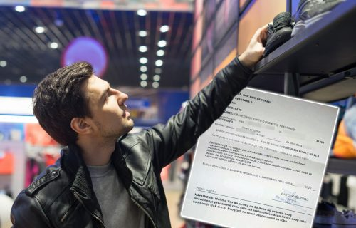 """Mladić (24) iz Smedereva kupio patike u """"Đaku"""", pa doživeo ŠOK: Šest meseci muči muku zbog OVOGA (FOTO)"""
