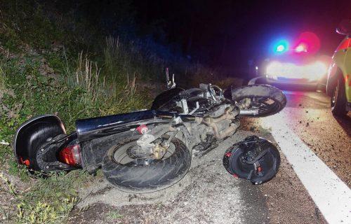 BIZARNO u Hrvatskoj: Vozio se motorom, pao i povredio se, pa ga policija PRIJAVILA za širenje zaraze