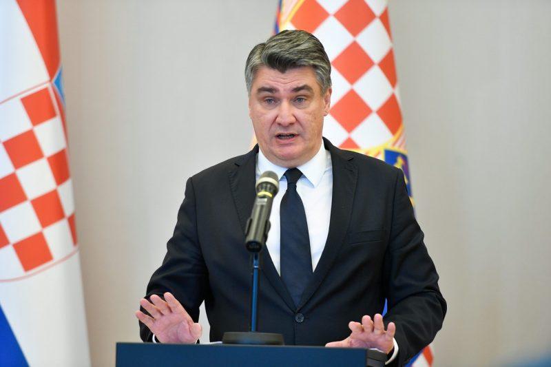 """""""Draža je bio jedna budala"""": Milanović nastavlja sa SKANDALOZNIM PONAŠANJEM i šalje vojsku na Kosovo"""