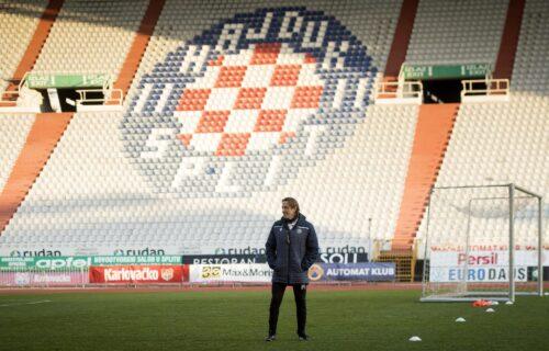 """Raspada se """"Poljud"""": Čuveni stadion Hajduka počinje da se ruši!"""