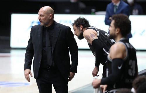 Đorđević propustio da se plasira u finale Evrokupa: Jednu stvar je zamerio Teodosiću i ekipi