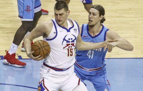 Kralj NBA lige se zove Nikola Jokić: Košarkaška vladavina čudesnog Srbina, Hjuston je demoliran (VIDEO)