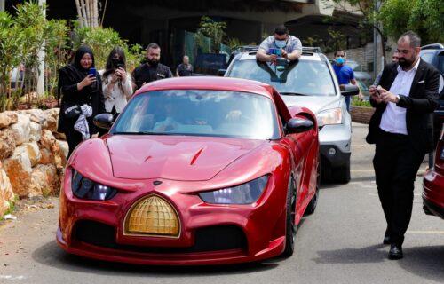 ČUDO IZ LIBANA: Zavirite u kabinu superautomobila Quds Rise (VIDEO)