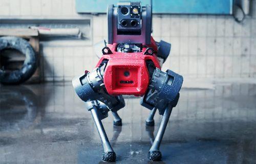 Prepoznaje svaki kvar: Robot ANYmal ima specijalan zadatak (VIDEO)
