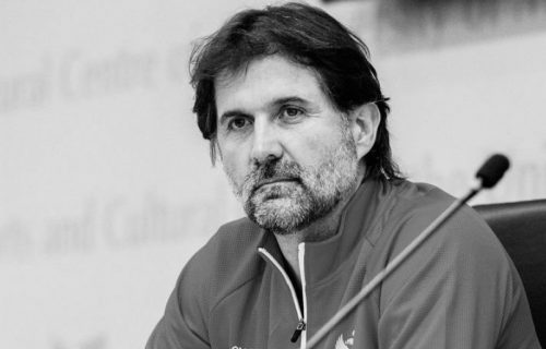 Velika tragedija: Umro trener reprezentacije Crne Gore
