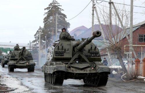 Brutalna kombinacija: Ruska haubica još moćnija kad ima OČI NA NEBU