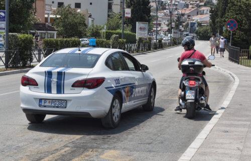 Noćno divljanje uzrok DVA KARAMBOLA: Uhapšen Beograđanin (20) koji je u Budvi pokosio šest muškaraca