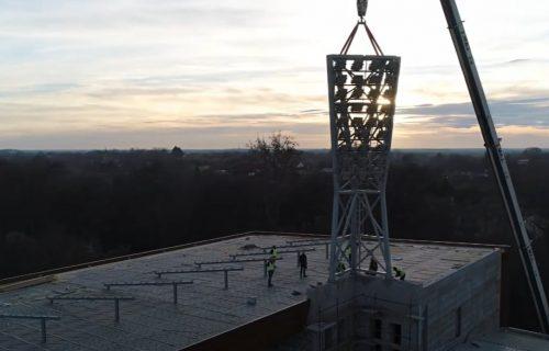 Oboriće vas s nogu: U Srbiji niče novi velelepni stadion, predivno izgleda (FOTO)