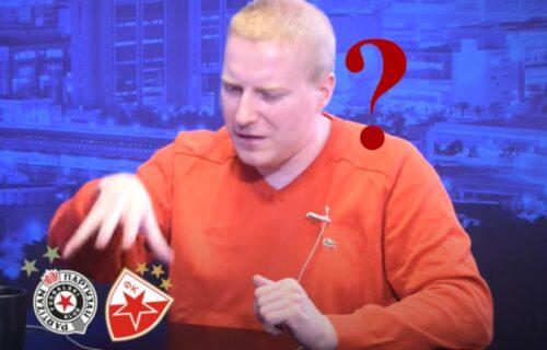 Partizan ili Crvena zvezda? Otkriveno za koga navija Teša Tešanović!