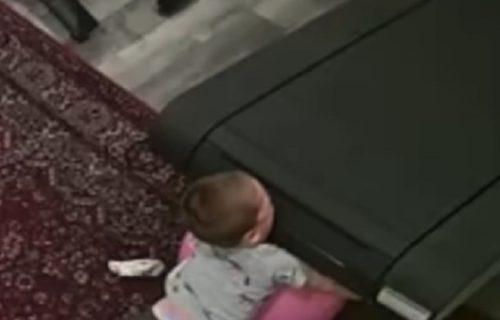 Ne ostavljajte uključenu OVU spravu ako imate dete ili kućnog ljubimca: Mališan je umalo poginuo (VIDEO)