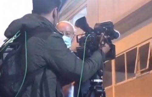 Napao kamermana: Skandal u Portugaliji, poznati fudbalski agent nasrnuo kao zver na njega! (VIDEO)