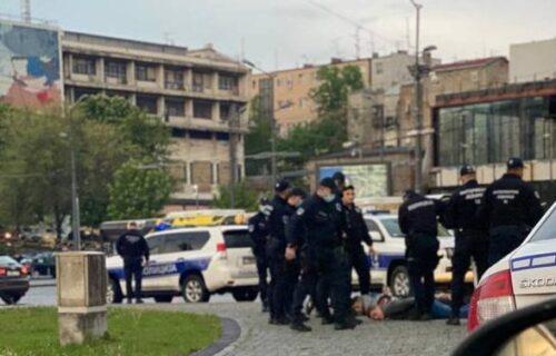 Poznato šta se desilo na Slaviji: Policija HITNOM intervencijom sprečila veći incident (VIDEO)