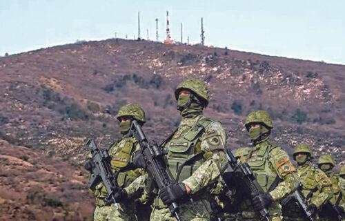 Albanci prete da ZAPALE celi Balkan: Kod Južne Mitrovice prave najveću vojnu bazu, a to nije ono NAJGORE