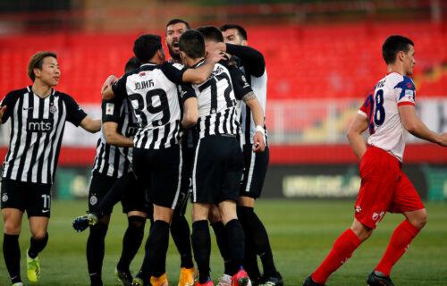 Juventus nudi 1.000.000 evra za igrača Partizana: Dilema u Humskoj, uprava se premišlja!