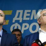 Demokratski front izdao SAOPŠTENJE: Poslali jasnu poruku javnosti - Bečić i Krivokapić RASKRINKANI