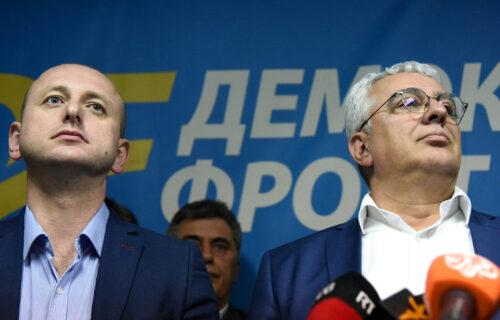 Demokratski front ODLUČAN: Ako ne bude popisa, OBORIĆEMO Krivokapićevu vladu