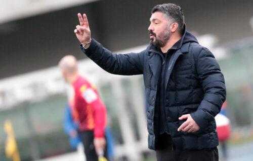 Gatuzo postavio ultimatum:Srbi da su tu ili ne dolazim u klub!