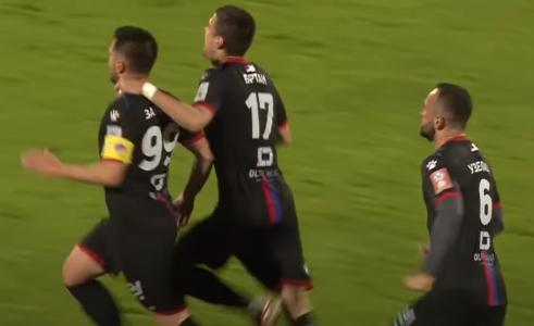 """A, Partizanu nije valjao? Maestralni Zakarić sa dva gola na """"Koševu"""" vodi Borac ka tituli (VIDEO)"""