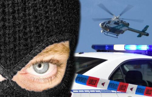 Filmska POTERA za Srpkinjama u Nemačkoj: Digli helikopter da nađu kradljivice nakita