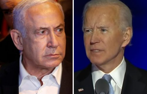 HITAN razgovor: Džo Bajden pozvao Netanijahua zbog sukoba u Izraelu