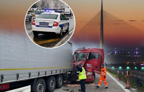 MAJKA i BEBA hitno prebačene u Urgentni centar: Otkriveno kako je došlo do nesreće na Mostu na Adi