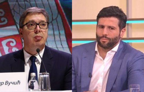 Šapić o Vučiću: U životu nisam sreo čoveka sa takvim političkim autoritetom
