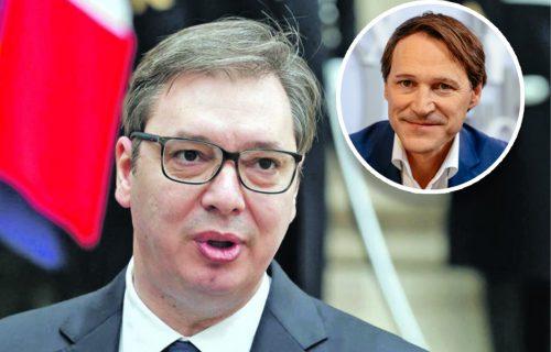 Poznati švajcarski biznismen i autor knjiga o uspehu NAHVALIO Vučića: Pomenuo je i delokrug DOSTOJANSTVA