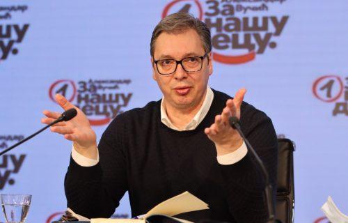 Vučić najavio promene pred izbore na proleće: Građanima Srbije će biti predstavljena nova postavka SNS-a