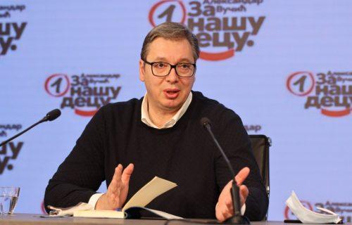 """Vučić otkrio zašto je OPSESIJA Đilasa i Šolaka: """"Ja sam mali, ali važan šraf u borbi protiv TAJKUNA"""""""