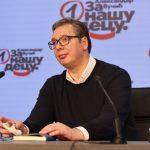 Vučić na pitanje Objektiva o mogućoj tužbi Prištine za genocid: Pobedićemo ih u svakom smislu! (VIDEO)