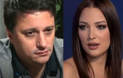 Andrija Milošević ISPROZIVAO Prijovićku, usledio odgovor: Nazula PLOČICE, ni Lejdi Gaga to nije uradila