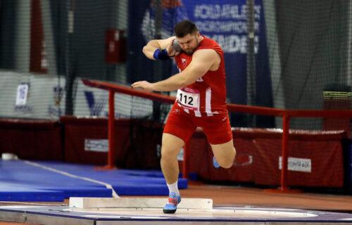 Srbin izjednačio državni rekord i imao najbolji rezultat, ali čudno pravilo ga ostavilo bez zlata!