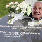 Posmrtni ostaci Bate Živojinovića biće POMERENI iz Aleje zaslužnih građana: Sin otkrio gde i ZAŠTO