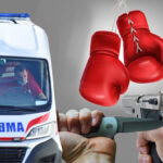 Stravične scene u Novom Sadu: Bokser se sukobio sa obezbeđenjem, SEVNUO nož, pa se začula PUCNJAVA