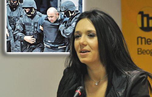 Uhapšeni Šarićev telohranitelj hteo da LIKVIDIRA NOVINARKU: Klisura spremao ubistvo Brankice Stanković