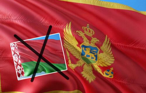 Crna Gora uvodi SANKCIJE Belorusiji