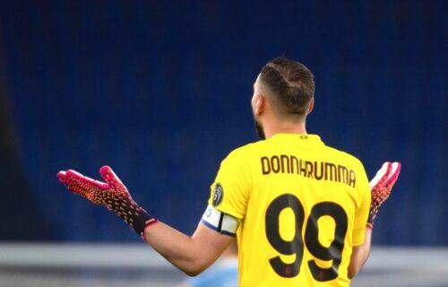 Gotovo je: Điđi Donaruma nije više golman Milana!