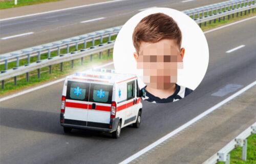 Nesreća kod Ade Ciganlije: DEČAKA (14) udario auto, sa teškim povredama hitno prebačen u Urgentni centar