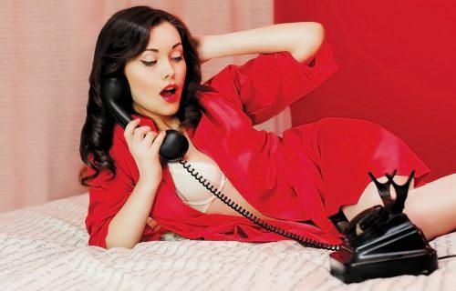 Vodili smo ljubav preko telefona, a zbog onoga što je rekao sam sigurna da ga OVO uzbuđuje VIŠE OD MENE