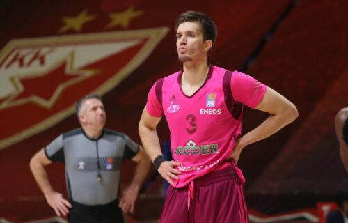 Petrušev se vraća u Evropu, ali ne u Zvezdu, ni Partizan: Igraće sa kolegom iz reprezentacije Srbije