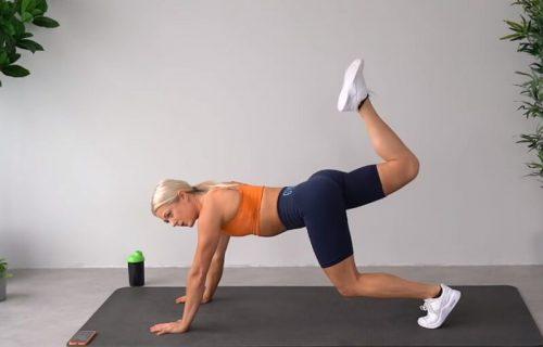 Pokrenite se, nemate više izgovora! 30 minuta efikasnih vežbi za celo telo (VIDEO)