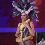 Takmičarka se pojavila sa ZMIJOM na sceni Zvezda Granda: Jednom članu žirija se umalo SLOŠILO (VIDEO)