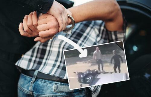 UHAPŠEN Novopazarac zbog pokušaja UBISTVA: Posvađao se sa sugrađaninom na ulici i zario mu nož u grudi